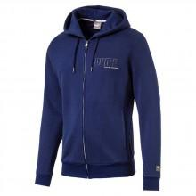Puma Style Athletics Full Zip Hoodie