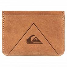 Quiksilver Leather Card Holder
