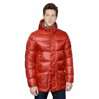 Timberland Goose Eye Parka Upda Chili Pepper