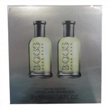 Boss Bottled Eau De Toilette 2x50 ml