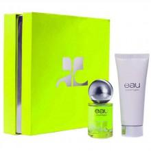 Courreges Eau De Toilette 50ml Vapo+Bath Gel 100ml