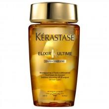Kerastase Elixir Ultime Oleo Complex All Hair Types Oil Shampoo 250 ml