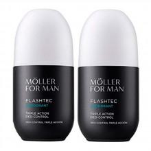 Anne moller Flashtec Triple Action Deo Control 2x75 ml