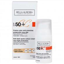 Bella aurora fragrances Spf50 Color Cream Anti Stain 30ml