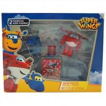 Consumo Super Wings Eau De Toilette 50 ml + 2 Figurines