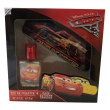 Consumo Disney Cars 3 Eau De Toilette 30 ml + Case