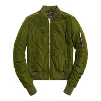 Superdry Quilted Utility Bomber