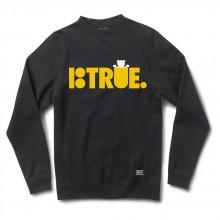 Grizzly Be True Crewneck