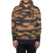 Huf Golden Tiger Stripe Pullover Hood