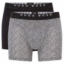 Hugo boss Boxer Brief 2 Pack Print