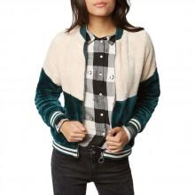 Bench Color Block Bomber