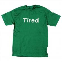 Tired Tired Simple Logo