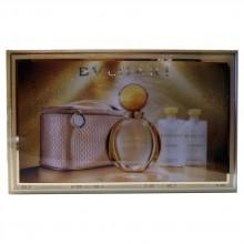 Bvlgari Goldea Eau De Parfum 90 ml Vapo + Perfumed Body Lotion 75 ml + Shower Gel 75 ml + Case