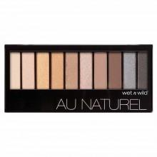 Wet n wild Au Naturel Eyeshadow 10 Palette Bare Necesities