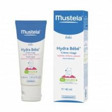 Consumo Mustela Hydra Baby Normal Skin Facial Cream 40 ml