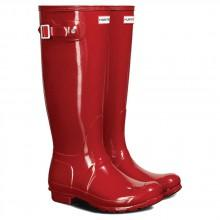 Hunter Original Tall Gloss Rain