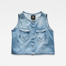 G-star 3301 graft RP top Sleeveless