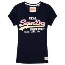 Superdry Vintage Logo Ombre Entry