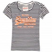 Superdry Vintage Logo Stripe Entry