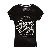 Superdry NYC Burnout Stripe Entry