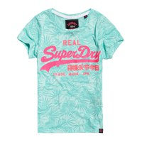 Superdry Vintage Logo Aop Burnout Entry
