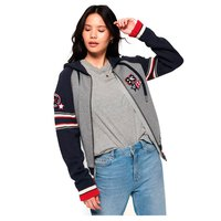 Superdry Varsity Club Preppy Ziphood