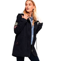 Superdry Pacific Patch Parka