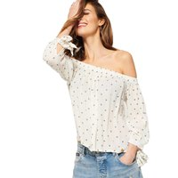 Superdry Brook Off Shoulder Top