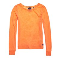 Superdry Raw Edge Crew Top