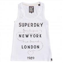 Superdry True Brand Stripe Vest
