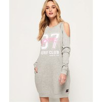 Superdry Miami Cold Shoulder Sweat