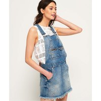 Superdry Denim Dungaree