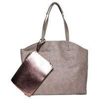 Superdry Blake Metallic Reversible Tote