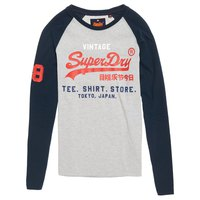 Superdry Shirt Shop Tri Raglan