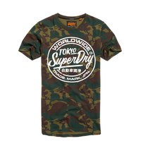 Superdry Urban Camo Long Line
