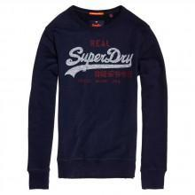Superdry Vintage Logo Duo Lite Weight Crew