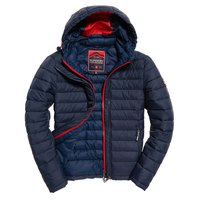 Superdry New Fuji Double Zip Hood