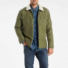 Levi´s Military Sherpa Shacket