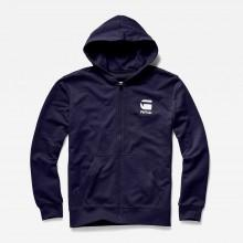 Gstar Doax Hooded Zip Thru