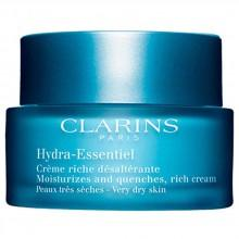 Clarins Hydra-Essentiel Riche Discouraging Skin Three Seches 50ml