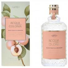 4711 fragrances Acqua Colonia White Peach & Coriander Eau De Cologne 170ml