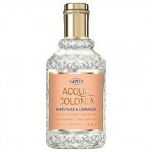4711 fragrances Acqua Colonia White Peach & Coriander Natural Spray 50ml Vapo