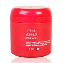 Wella fragrances Brilliance Thick Hair