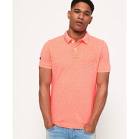 Superdry Classic Emboss S/S Pique