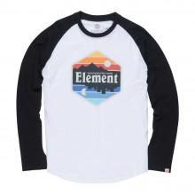 Element Dusk Raglan Quarter