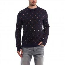 Bench Cactus Aop Crew Neck