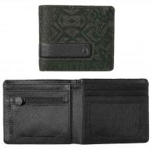 Nixon Showdown Bifold Zip Wallet