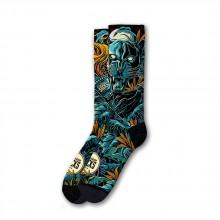 American socks Savage Panther Mid High