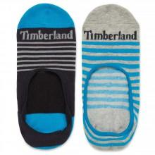Timberland Striped Blend Invisible 2 Pares