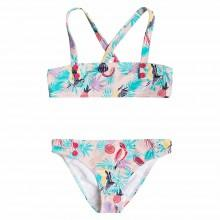 Roxy Vintage Tropical Bandeau Set